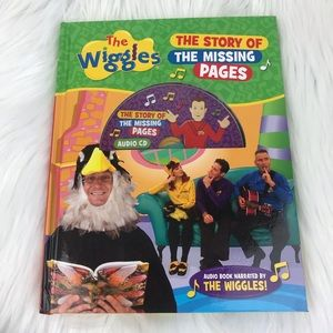 The wiggles history book